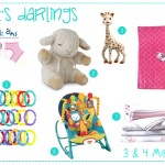 Dot's Darlings: Three & Four Month Favorites