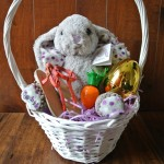 An Easter Basket For DBunny