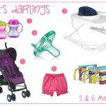 Dot's Darlings: Five & Six Month Favorites