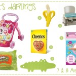 Dot's Darlings: Seven & Eight Month Favorites