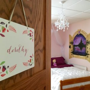 Rapunzel's Tower | Dorothy's Big Girl Room