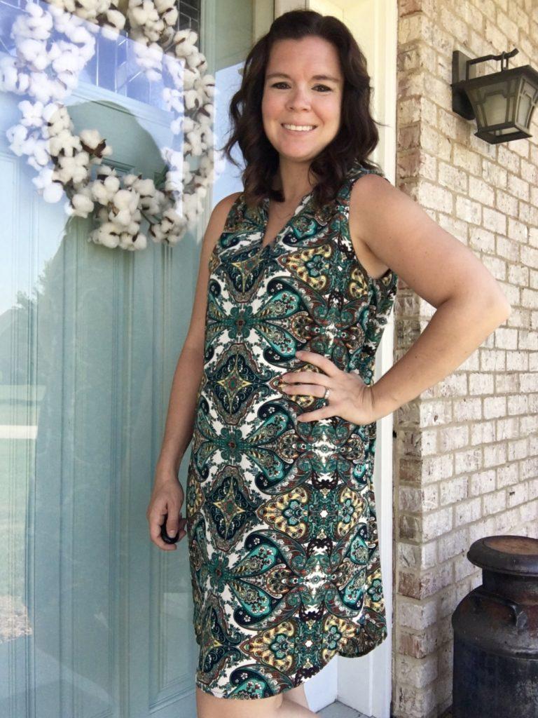 Renee C Naveen Dress