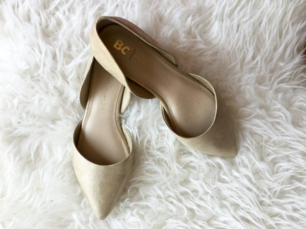 BC Footwear Society D'Orsay Flats